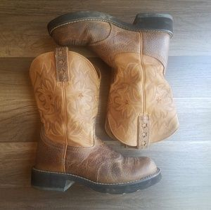 Ariat Shoes - Ariat Probaby Western Boots